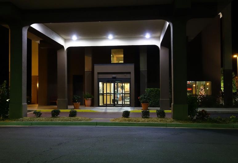 Jameson Inn Brunswick Golden Isles, Brunswick, Pročelje hotela