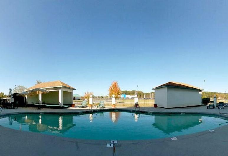 Comfort Suites Lumberton, Lumberton, Vanjski bazen