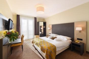 Mynd af Bellerive Hotel í Lausanne