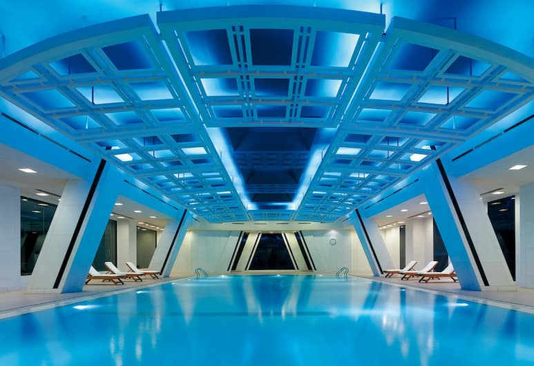 北京中國大飯店, 北京市, 室內泳池
