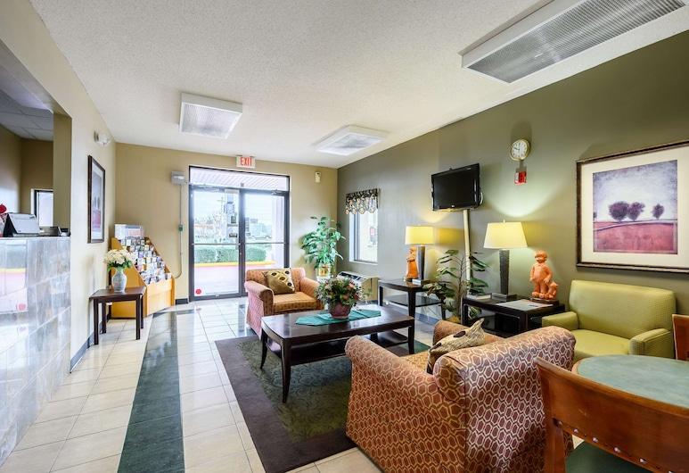Econo Lodge, Athens, Lobby
