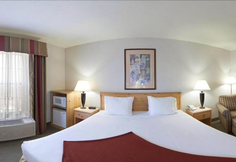 Holiday Inn Express Grants Pass, Grants Pass, Viesu numurs