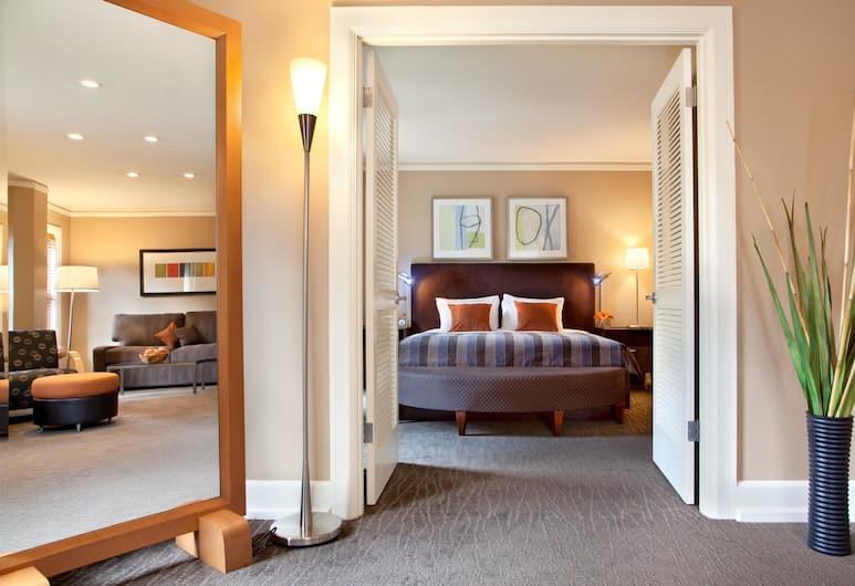 安德拉酒店, 西雅圖, 套房 (Lux), 客房