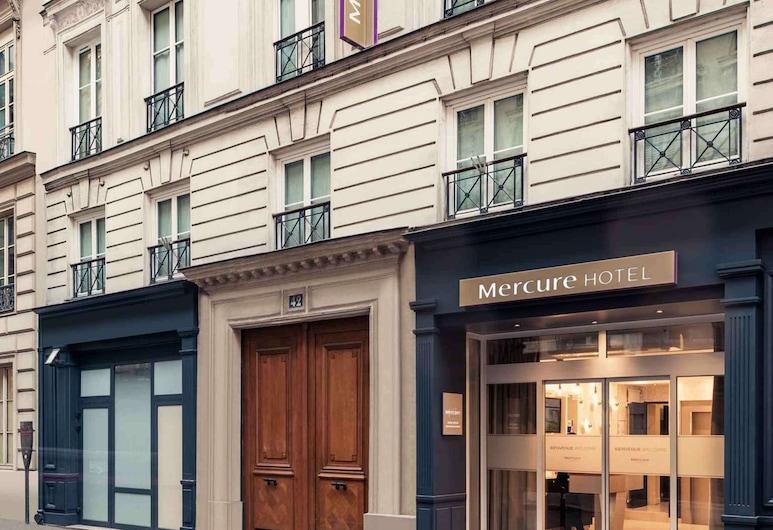 Mercure Paris Opera Grands Boulevards, Paris, Bahagian Luar