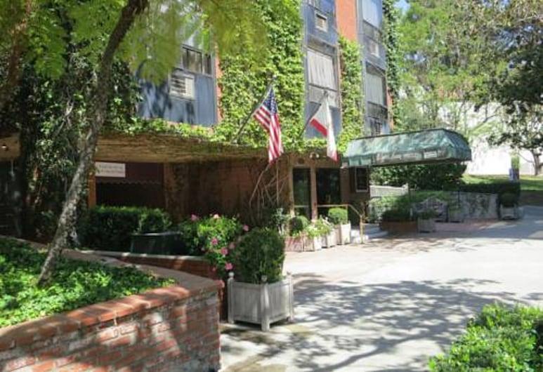 Hilgard House Hotel, Λος Άντζελες, Πρόσοψη ξενοδοχείου