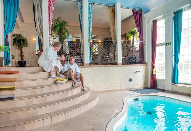 Best Western Strand Hotel, Visby, Innendørs spabad
