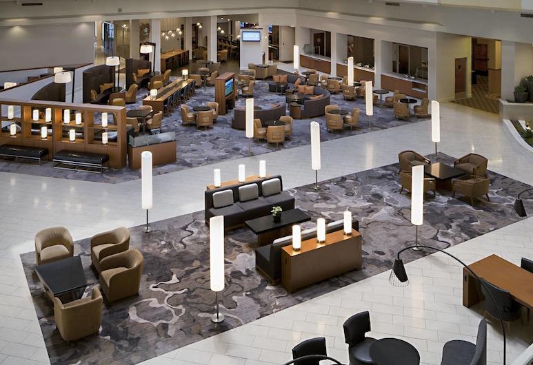 Houston Marriott South at Hobby Airport, Houston, Lobby