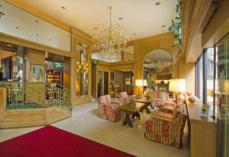 Ringhotel Seehof Berlin, Berlin, Lobby-Lounge