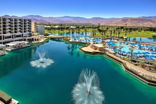 marriott palm springs casino