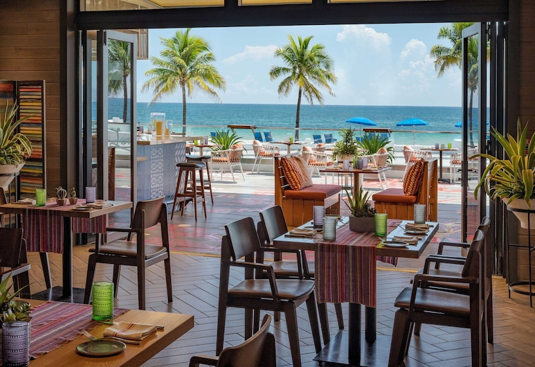 The Westin Fort Lauderdale Beach Resort, Fort Lauderdale, Restaurante