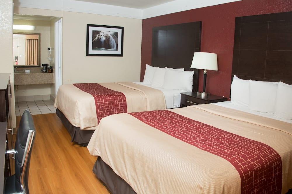 Luksusa numurs, 2 divguļamās gultas, nesmēķētājiem, virtuve - Viesu numurs