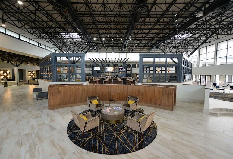 Crowne Plaza Hotel Jacksonville Airport/I-95N, Jacksonville, Sitzecke in der Lobby