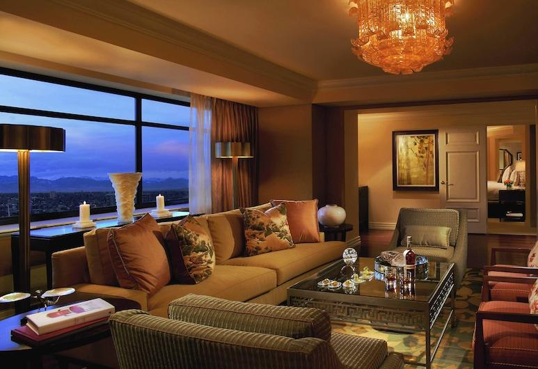 The Ritz-Carlton, Denver, Denver, Suite (Ritz-Carlton), Habitación