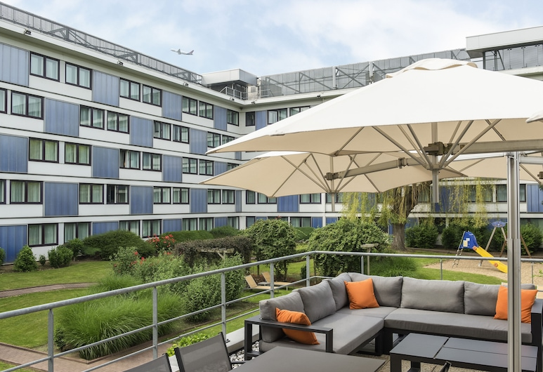 Novotel Brussels Airport, Machelen, Terrace/Patio