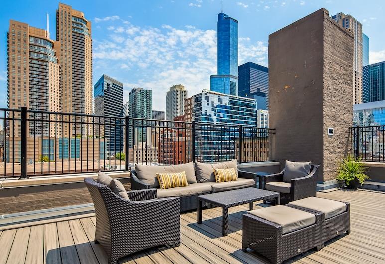 Best Western River North Hotel, Chicago, Altan