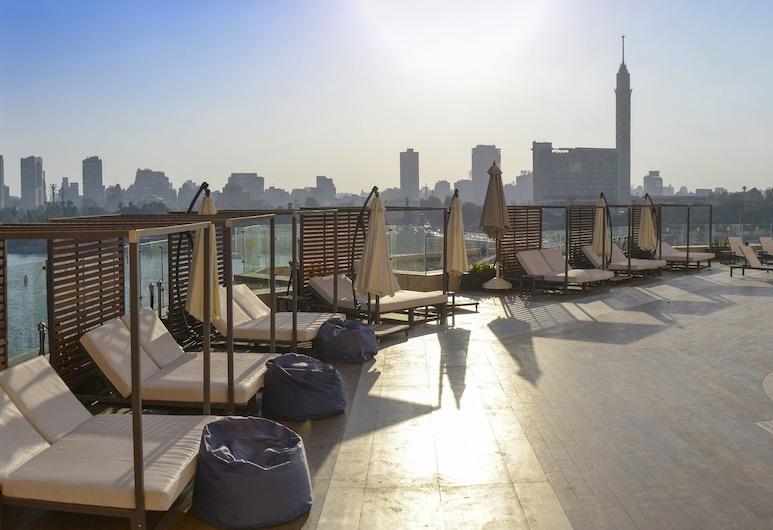 開羅塞米拉米洲際酒店, 開羅, 泳池
