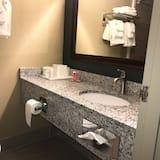 Standard Tek Büyük Yataklı Oda, Sigara İçilebilir - Banyo