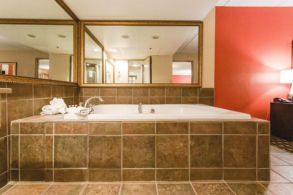 Apartament typu Suite, Łóżko king, dla niepalących, jacuzzi - Prywatna wanna spa