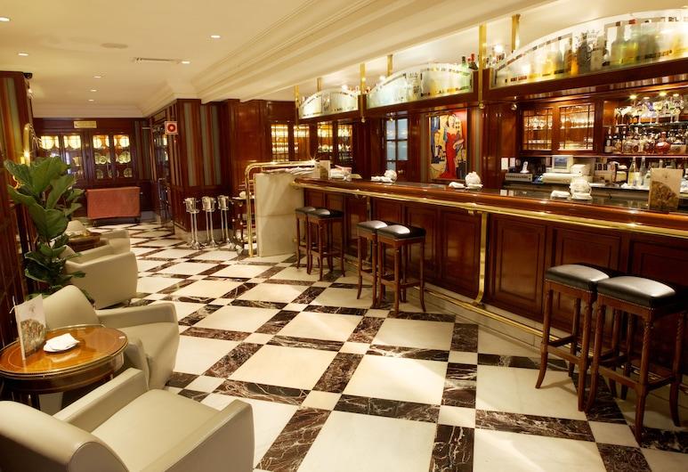 Sercotel Gran Hotel Conde Duque, Madrid, Bar de l'hôtel