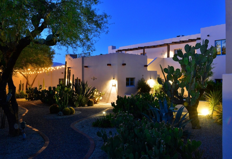 Lodge on the Desert, Tucson, Property Grounds
