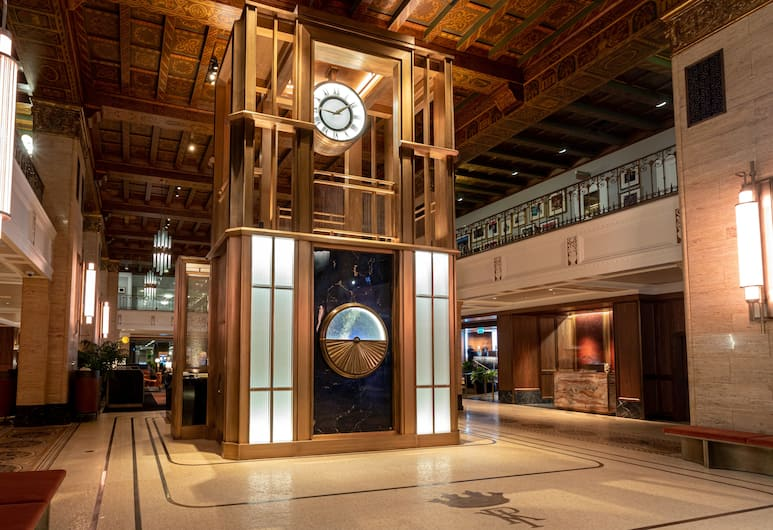 The Fairmont Royal York, Toronto, Lobby