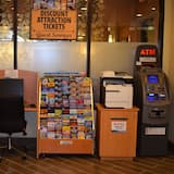 On-site ATM/Banking
