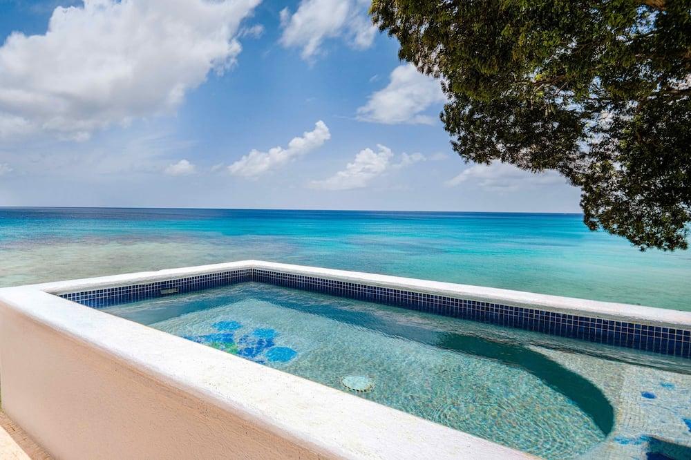 Розкішний номер-люкс, 1 спальня, з видом на океан - Номер