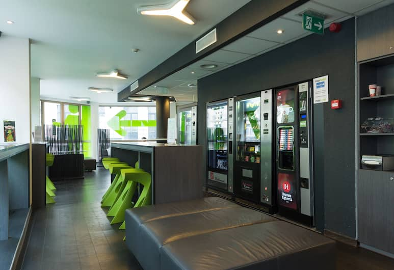 Maxhotel, Brussels, Lobby