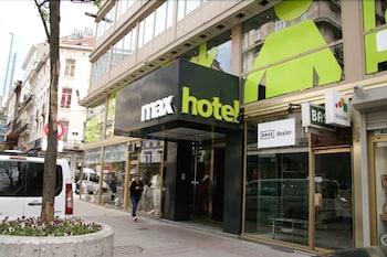 Naktsmītnes Maxhotel attēls vietā Brisele