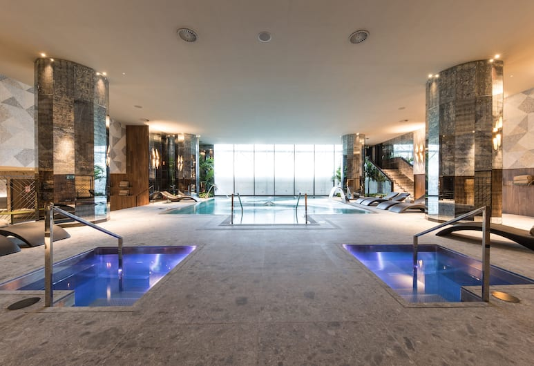 Hotel SOFIA Barcelona, in the Unbound Collection by Hyatt, Barcelone, Spa