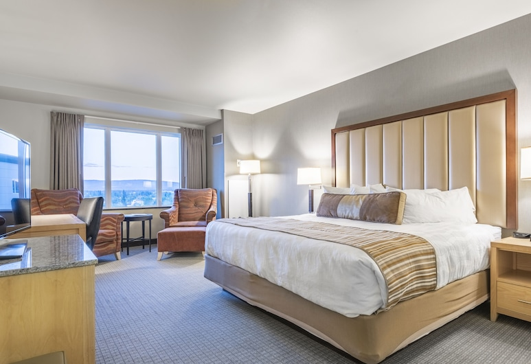 Westmark Fairbanks Hotel & Conference Center, Fairbanks, King Bed Room, Guest Room