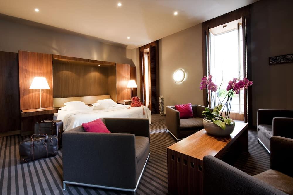 Junior-Suite, Terrasse - Zimmer