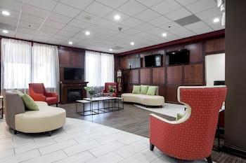 로물루스의 클라리온 호텔 디트로이트 메트로 에어포트 사진
