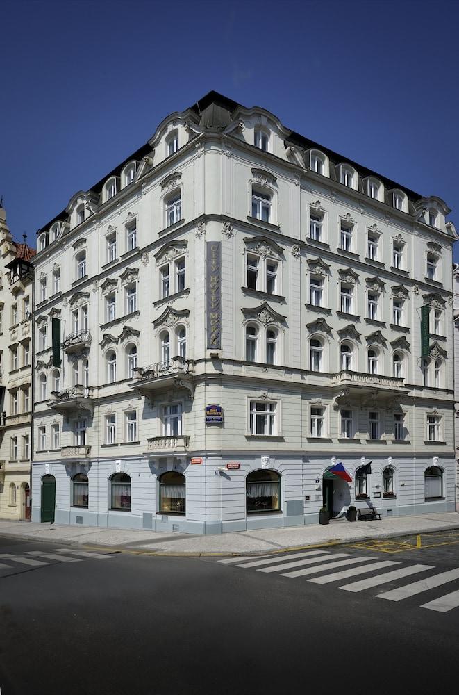 Best Western City Hotel Moran Prague