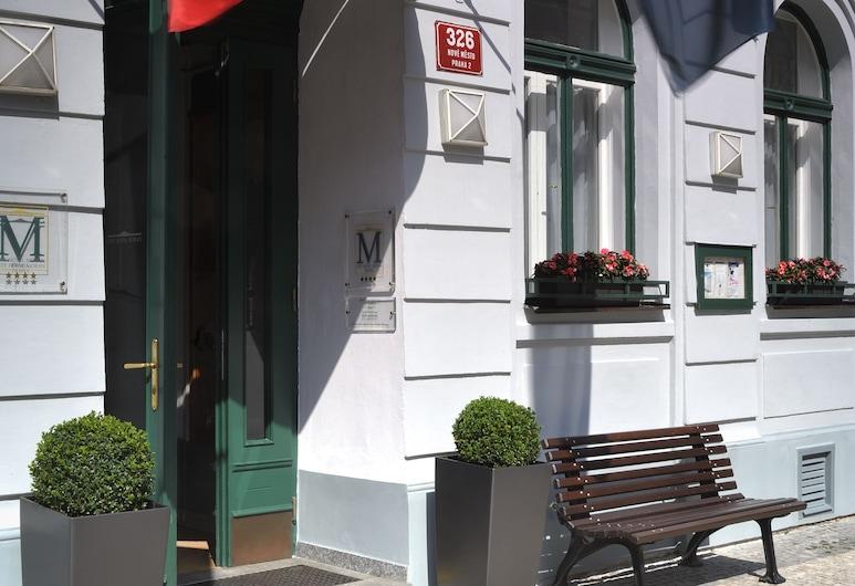 Best Western City Hotel Moran, Prága, Külső rész