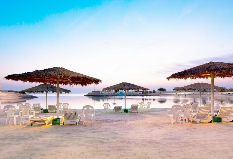 Intercontinental Al Jubail, Al Jubayl, Pláž