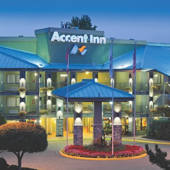 Foto Accent Inn Vancouver Airport Hotel di Richmond