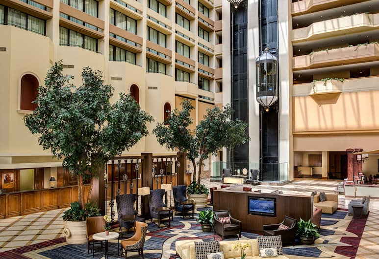 Houston Marriott Westchase, Houston, Predvorje