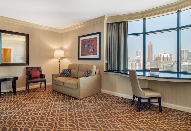 Omni Atlanta Hotel at CNN Center, Atlanta, Guest Room