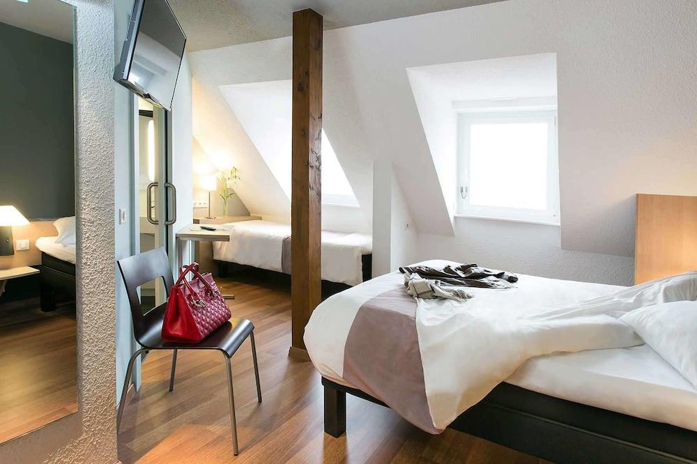 ห้องสแตนดาร์ดดับเบิล, หลายเตียง - ห้องพัก