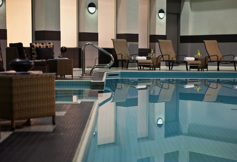 Toronto Marriott City Centre Hotel, Toronto, Piscina cubierta