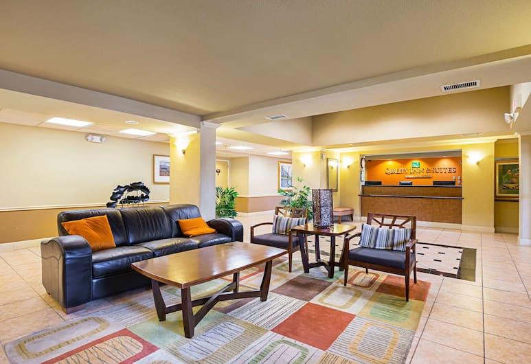 Quality Inn & Suites NRG Park - Medical Center, Houston, Lobby