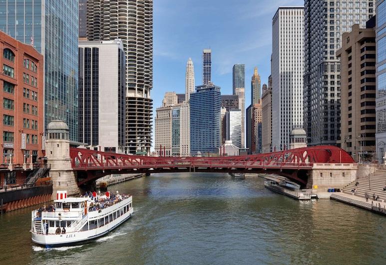 Royal Sonesta Chicago Riverfront, Chicago, Mặt tiền/ngoại thất