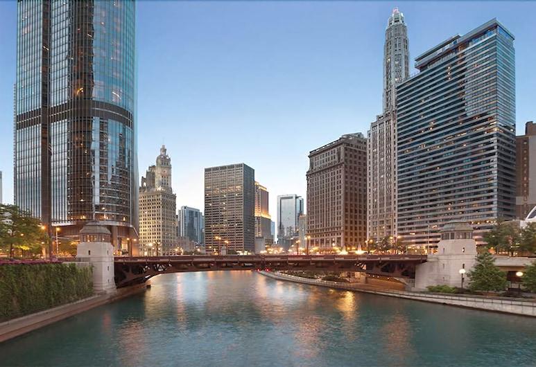 Royal Sonesta Chicago Riverfront, Chicago, Außenbereich