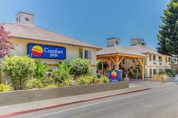 Foto van Comfort Inn Santa Cruz in Santa Cruz