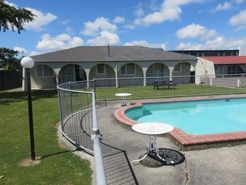 Foto di Aztec Motel a Palmerston North