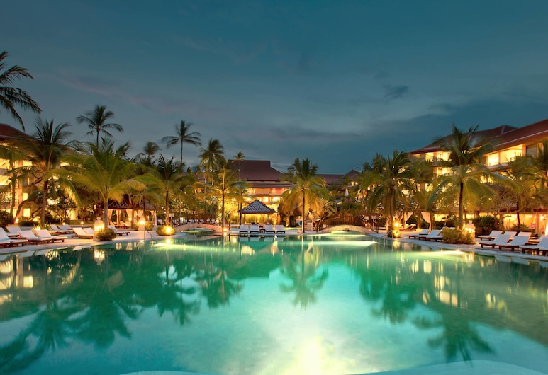The Westin Resort Nusa Dua, Bali, Nusa Dua, Fasilitas Olahraga