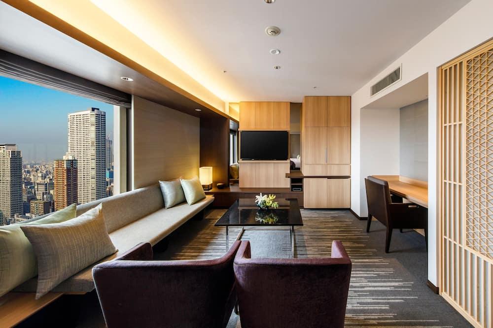 Nikko Junior Suite, Non-Smoking  - Living Area
