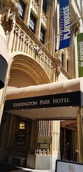 三藩市肯辛頓公園酒店的圖片