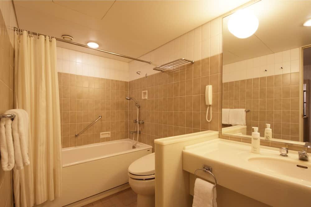ラストミニッツ - (別館) スーペリアツインルーム エキストラベッド付 禁煙 - バスルーム